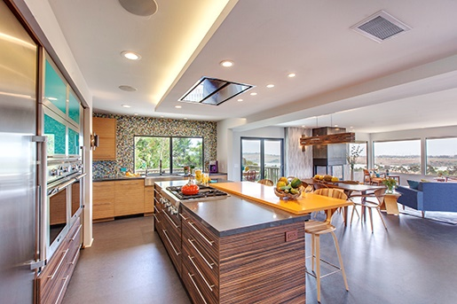 2015 CotY Contractor Award for Residential Kitchen - After 1