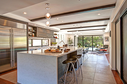 2015 CotY Contractor Award for Residential Kitchen - After 2