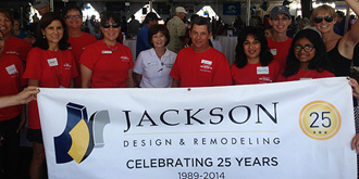 Jacobs & Cushman San Diego Food Bank Community Event