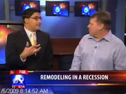 Fox 6 - Remodeling in a Recession