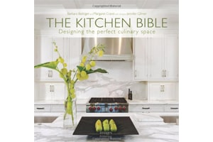 """Several Jackson Design and Remodeling Kitchens Featured in Just Released Book """"The Kitchen Bible: Designing the Perfect Culinary Space."""""""