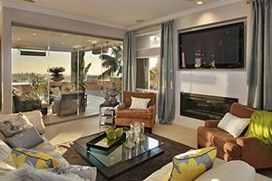 Five Elements of a Fantastic Family Room in Your Whole Home Remodel