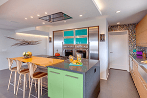 What Hue are You? How to Choose and Use Color for Your Kitchen or Bath in Your Whole Home Remodel
