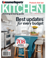 Consumer Reports Kitchen Planning & Buying Guide