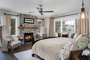 Peaceful Luxury: 5 Ideas for a Good Night's Sleep in Your Master Bedroom