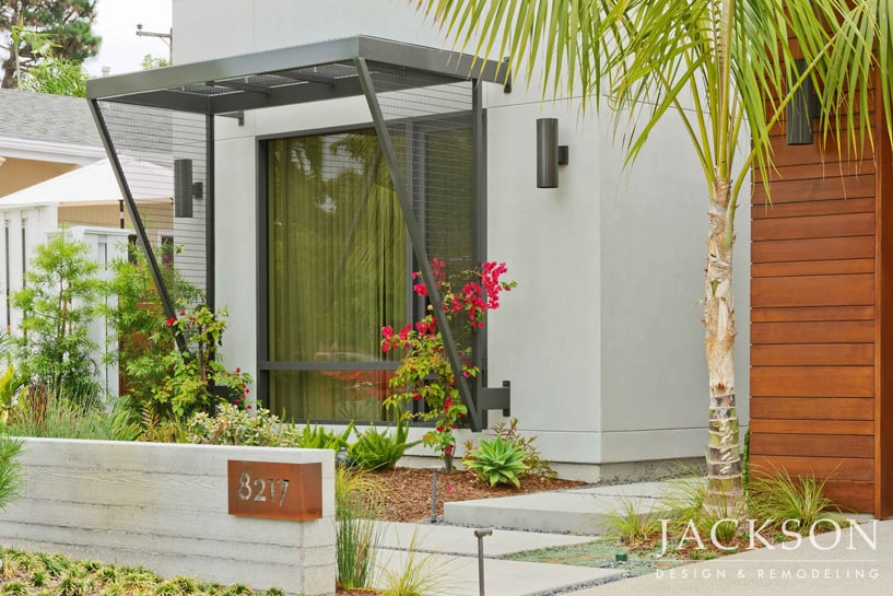Curb Appeal Remodeling In San Diego Jackson Design