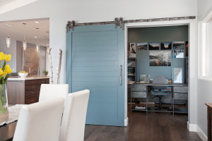 Slide Open the Door to Style: Barn Door Ideas for Your Whole Home Remodel