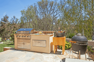 For Father's Day Weekend, A Cookout in Your Own Backyard
