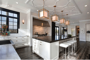 Kitchen Design for Your Whole Home Remodel: Is Your Kitchen in the Right Place?