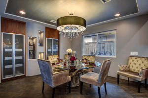 Chandeliers are a Shimmering Statement Piece in Your Whole Home Remodel