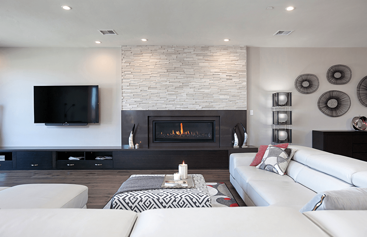 The Hearth of the Home: Fireplace Design in Your Whole Home Remodel
