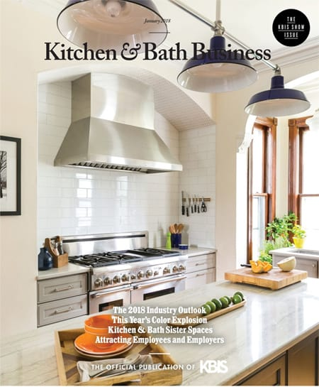 Kitchen and Bath Business Cover