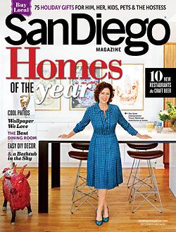 SD Magazine 2013 cover