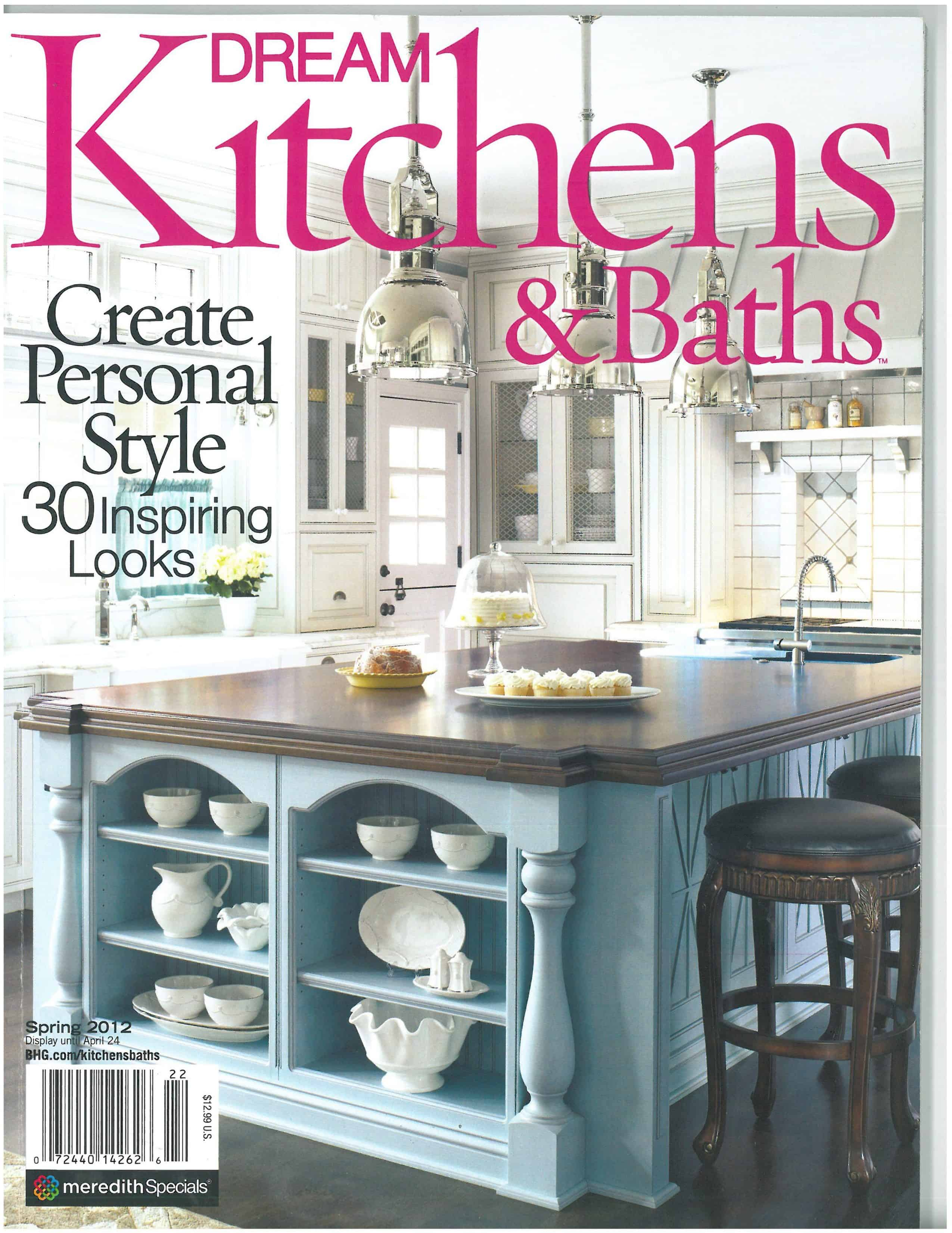 Better Homes and Gardens Dream Kitchens & Baths ...