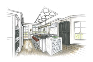 A Kitchen Face Lift vs. a Personalized Design
