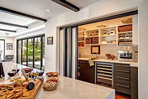 Put it Away with Aplomb: Pantry Design for Your Kitchen Remodel