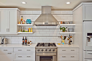 Keep Your Options Open: Open Shelving in Your Kitchen Remodel