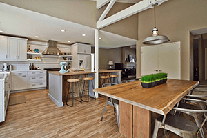 Balanced Textures: Pairing Rustic and Industrial Elements in Your Whole Home Remodel