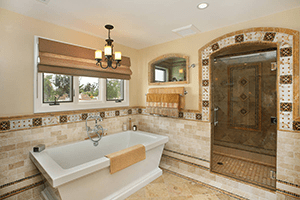 April Showers: Luxury Master Bathrooms for Your Whole Home Remodel
