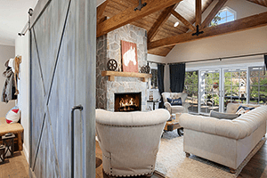 A Warm Welcome for Visitors: The Fireplace in Your Whole Home Remodel