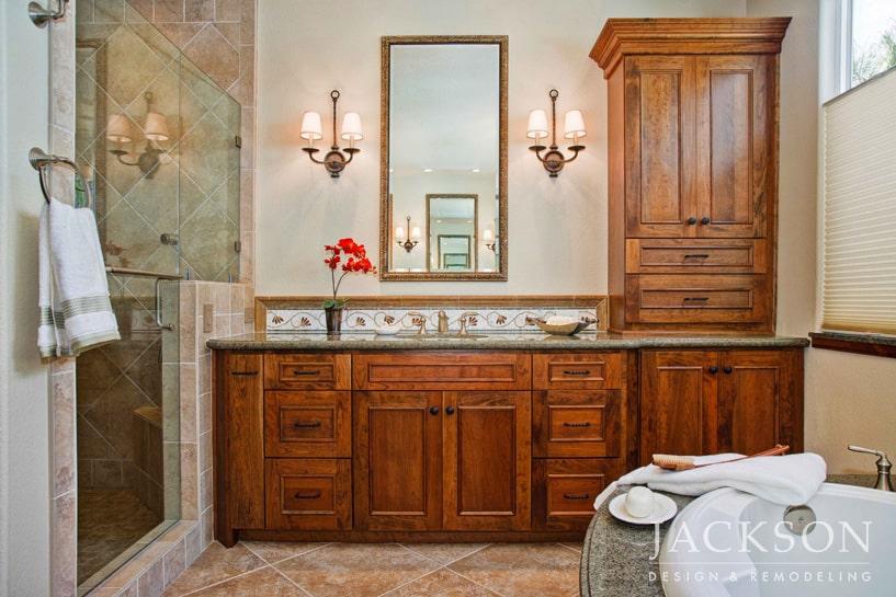 Traditional Bathrooms In San Diego Jackson Design