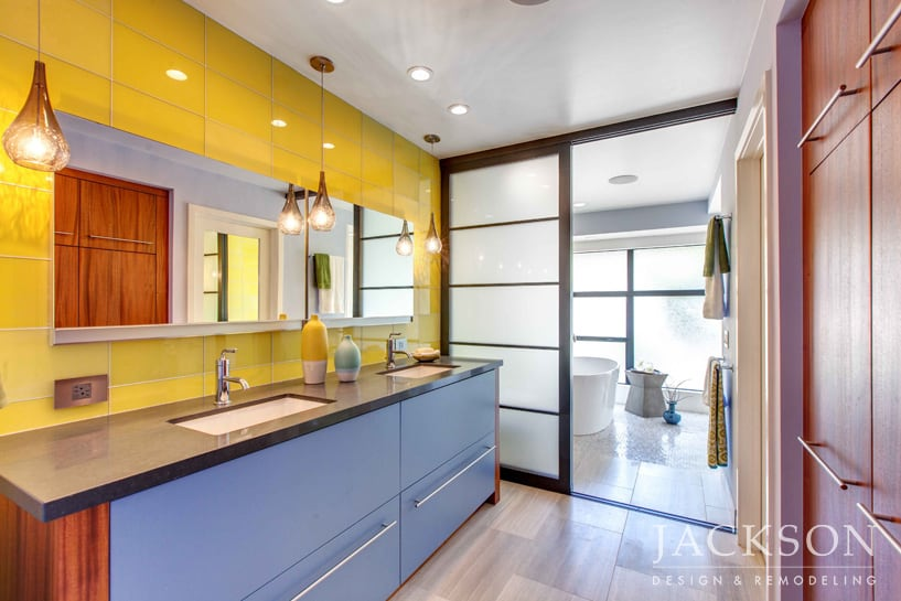 Contemporary Bathrooms In San Diego Jackson Design Remodeling Mesmerizing Bath Remodel San Diego Minimalist Property