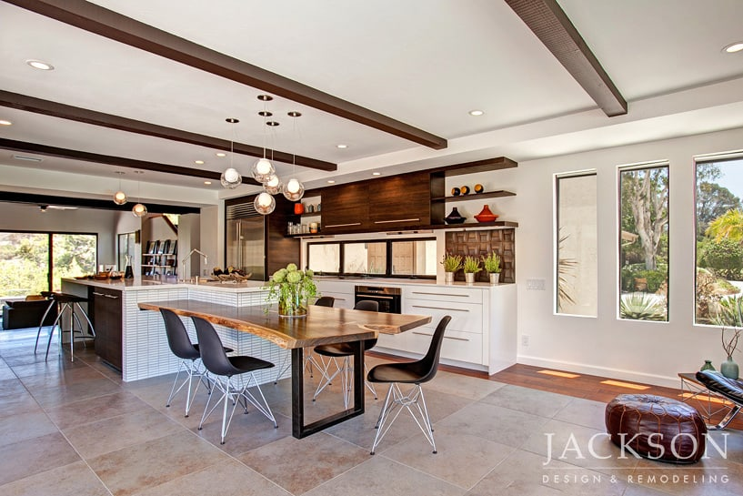 Contemporary Kitchens in San Diego - Jackson Design & Remodeling