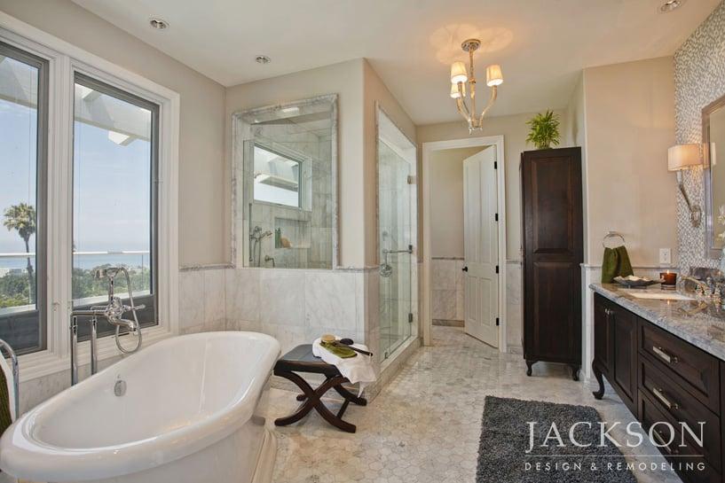 Bathroom Remodeling In San Diego Jackson Design Remodeling Beauteous Bathroom Showrooms San Diego Set
