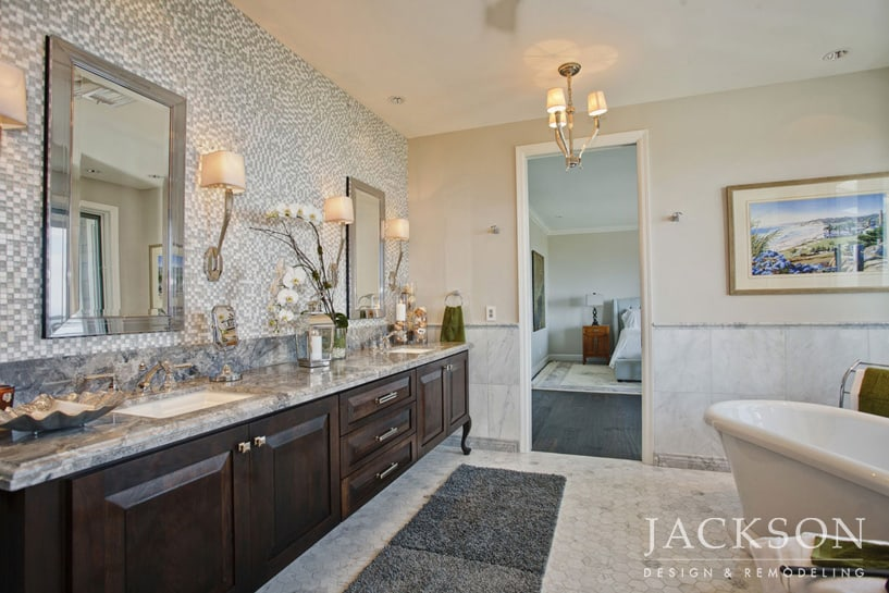 ... These Clients Wanted A Master Bathroom That Would Embody The Homeu0027s  Original Character While Attaining A New Level Of Luxury. This  Award Winning Design ...