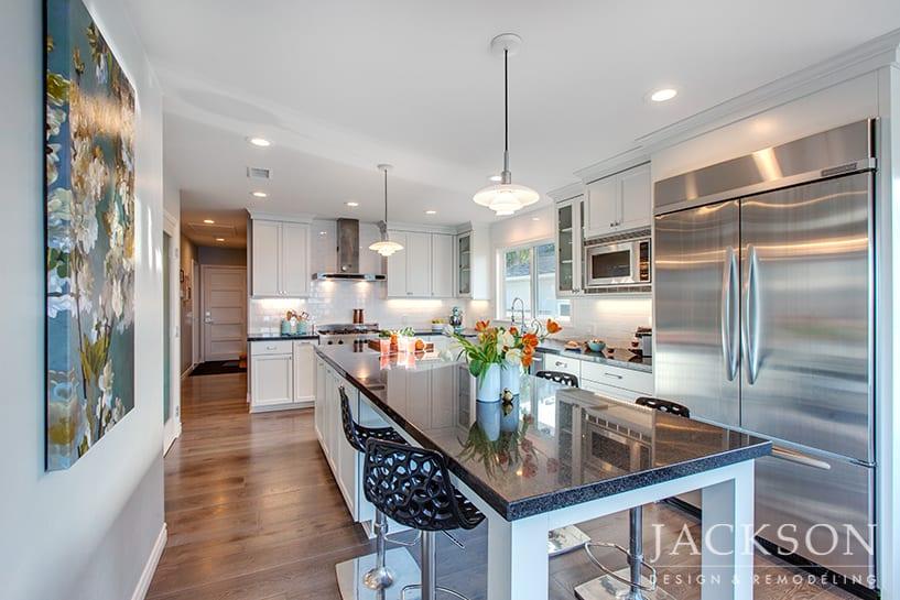 Custom Kitchen Remodeling in San Diego - Jackson Design & Remodeling