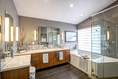 Bathroom Design San Diego New Bathroom Design In San Diego  Jackson Design & Remodeling Design Decoration