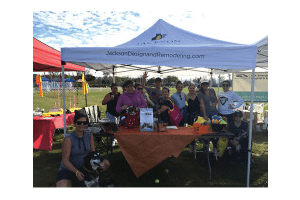 "JDR Supports DogFest Walk 'n Roll, ""Changing Lives One Dog at a Time."""