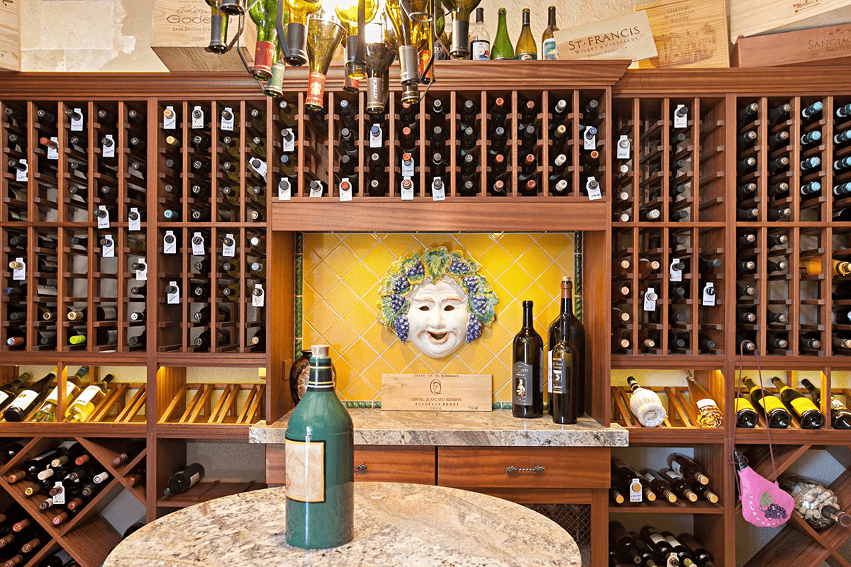 The Holiday Spirit: Wine and Beverage Storage in Your Whole Home Remodel
