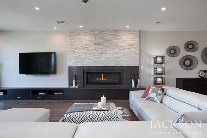 Fireplace Design And Remodel In San Diego Jackson Design