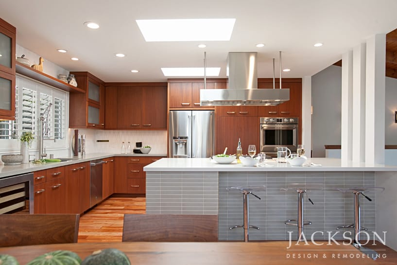 Contemporary Kitchens In San Diego Jackson Design Remodeling