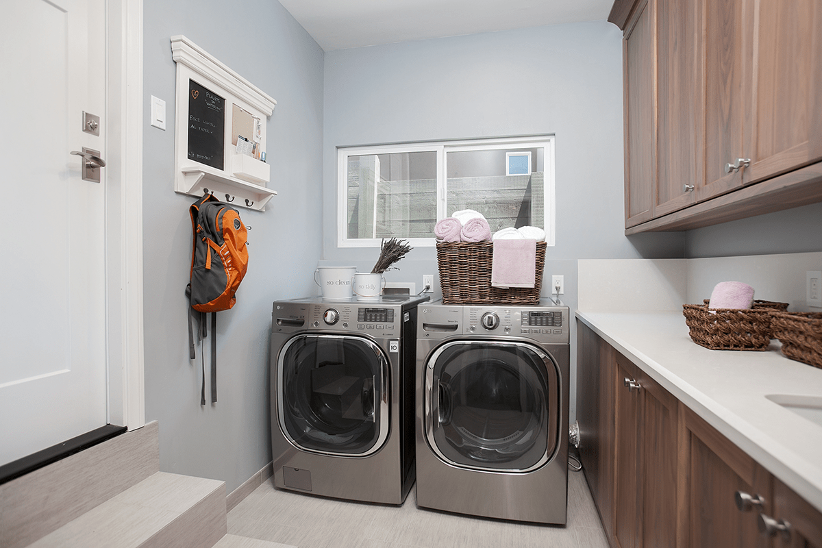 A Fresh Approach: Laundry Room Design in Your Whole Home Remodel