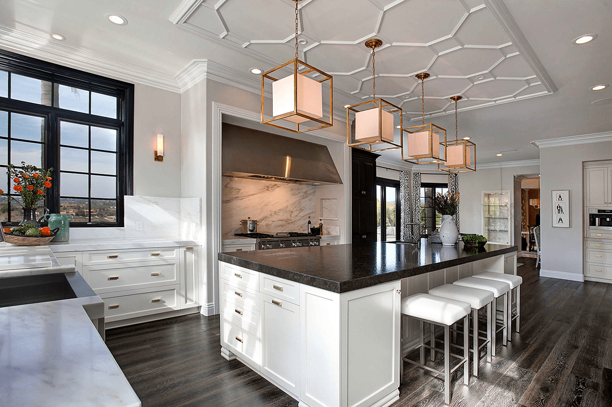 Style Reaches New Heights with Inspired Ceiling Design for Your Whole Home Remodel