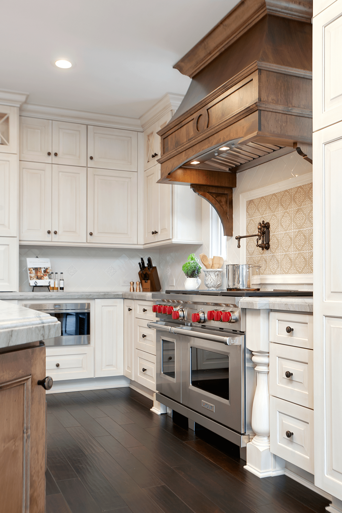 Cooking up Function and Style: Hood Ideas for the Kitchen Design in Your Whole Home Remodel or Custom Home