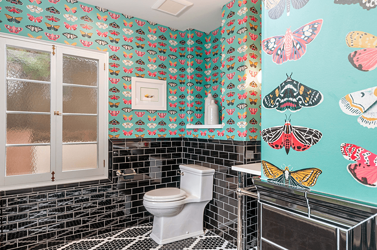 Wall to Wall Style: Wallpaper Inspiration for Your Custom Home or Whole Home Remodel