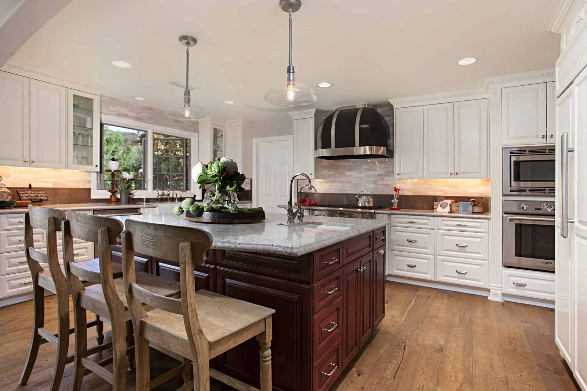 Modern Farmhouse Kitchen Jackson Design Amp Remodeling