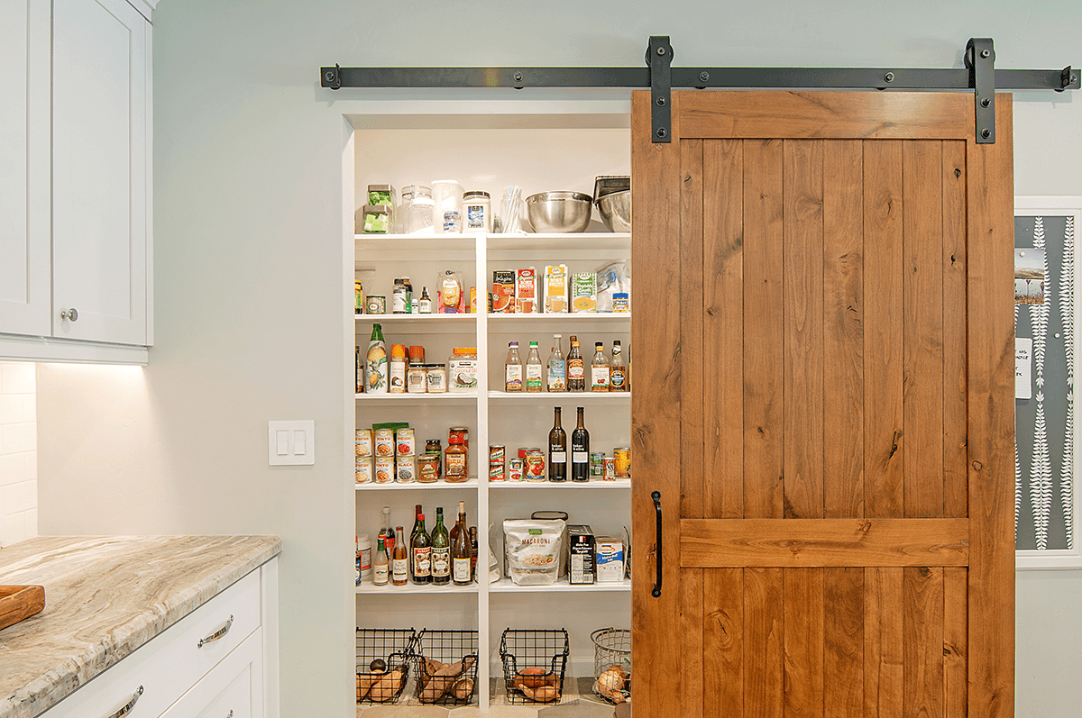 Autumn Storage: Kitchen Pantry Ideas For Your Whole Home
