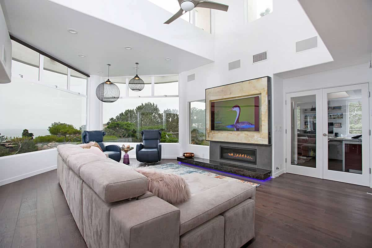 Score a Touchdown with a Welcoming Family Room in Your Whole Home Remodel or New Home
