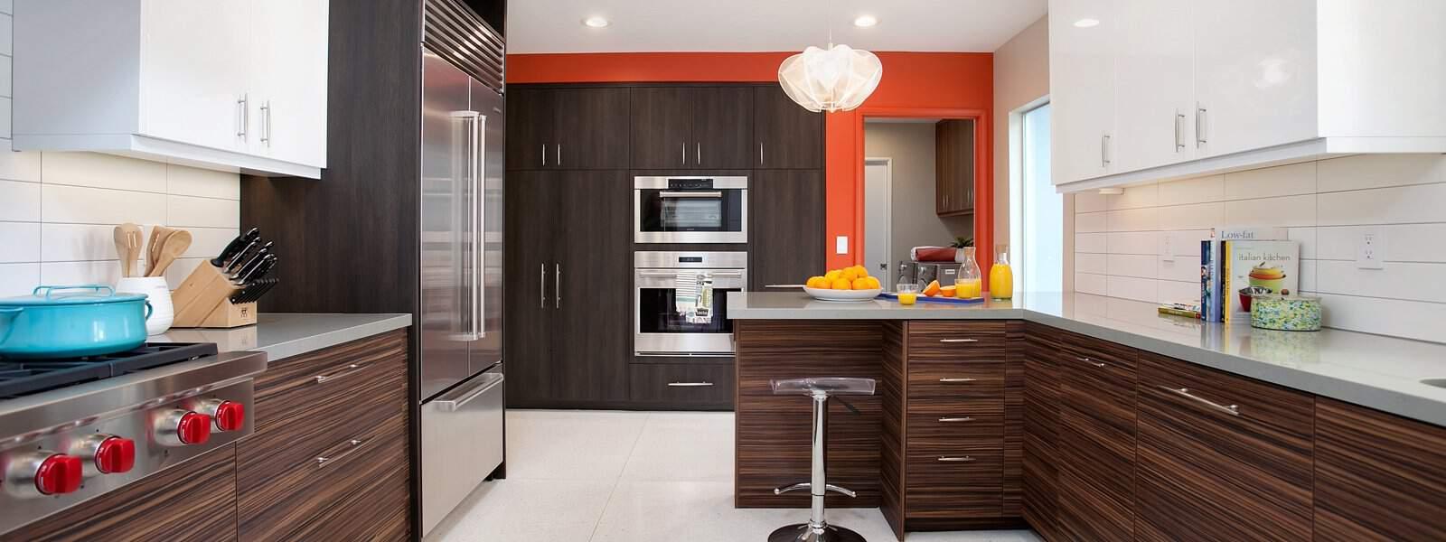 Custom Cabinets in San Diego - Jackson Design & Remodeling