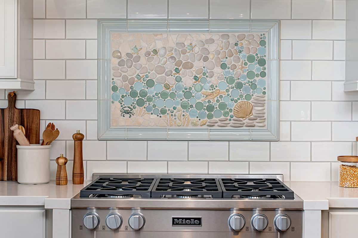 - A Splash Of Style: Creative Cooktop Backsplashes For Your Kitchen