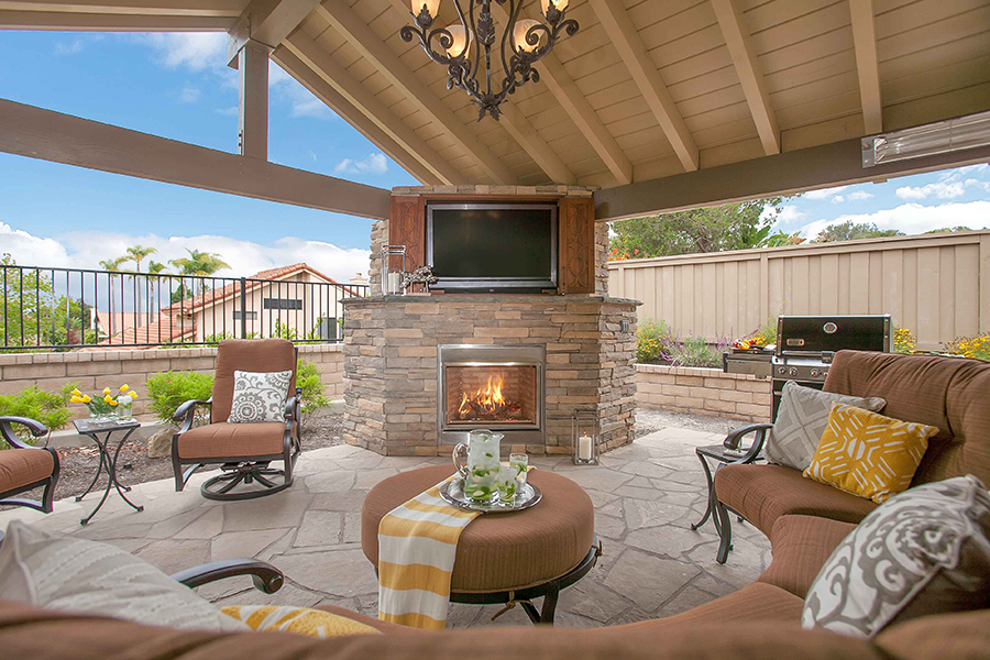 weekends to remember  entertaining in your outdoor living space